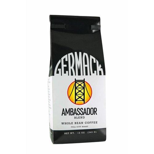 Germack Germack Ambassador Blend Whole Bean Coffee 12 oz