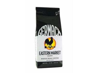Germack Germack Eastern Market Blend whole bean Coffee 12 oz