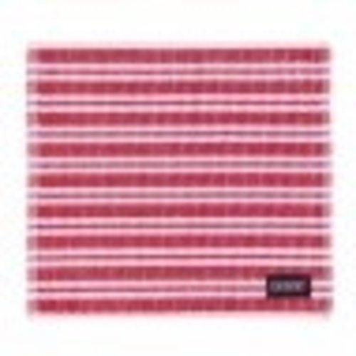 DDDDD DDDDD Dish Cloth Classic Striped Clean Red