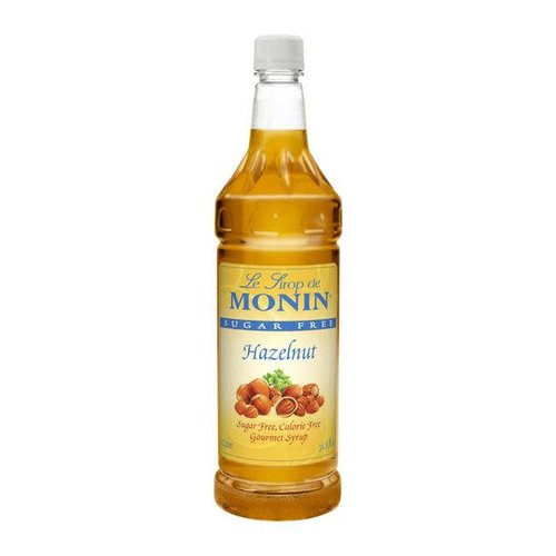 Monin Monin Sugar Free Hazelnut Syrup