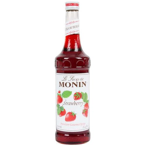 Monin Monin Strawberry Syrup