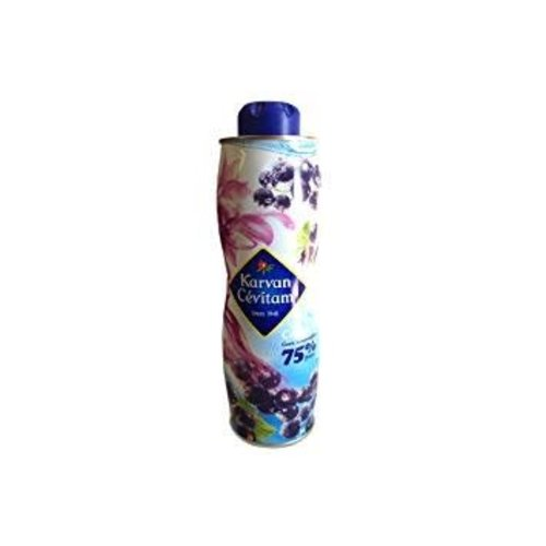 Karvan Fruit Syrup Black Currant 25oz Can