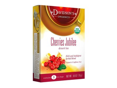 Davidsons Davidsons Cherries Jubilee tea