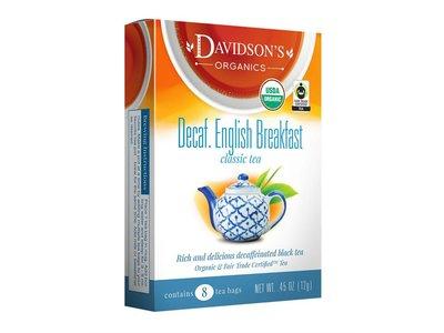 Davidsons Davidsons Decaf English Breakfast tea
