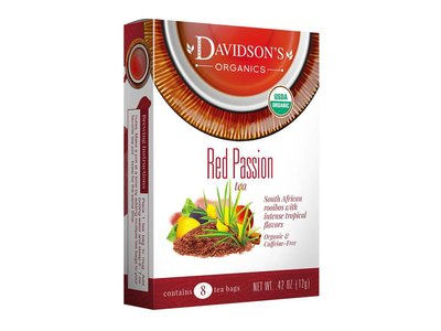 Davidsons Davidsons Red Passion tea