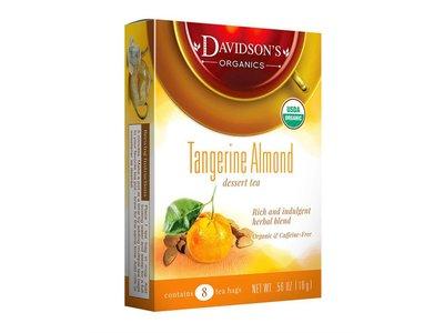 Davidsons Davidsons Tangerine & Almond tea