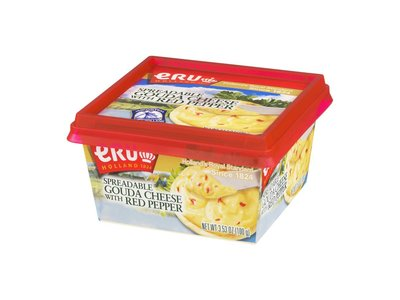 Eru ERU Cheese Spread with Red Peppers