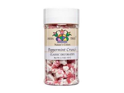 India Tree India Tree Peppermint Crunch Decoratifs