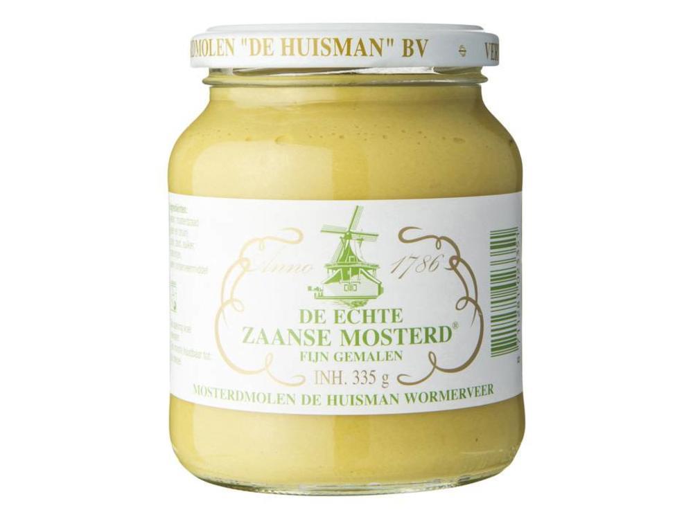 Huisman Huisman Zaanse Smooth Mustard 11.8 Oz dated Jul 1, 21