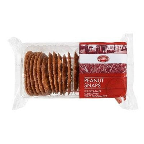 Aviateur Aviateur Klettskoppen Crunchy Peanut Cookies 5.9 Oz