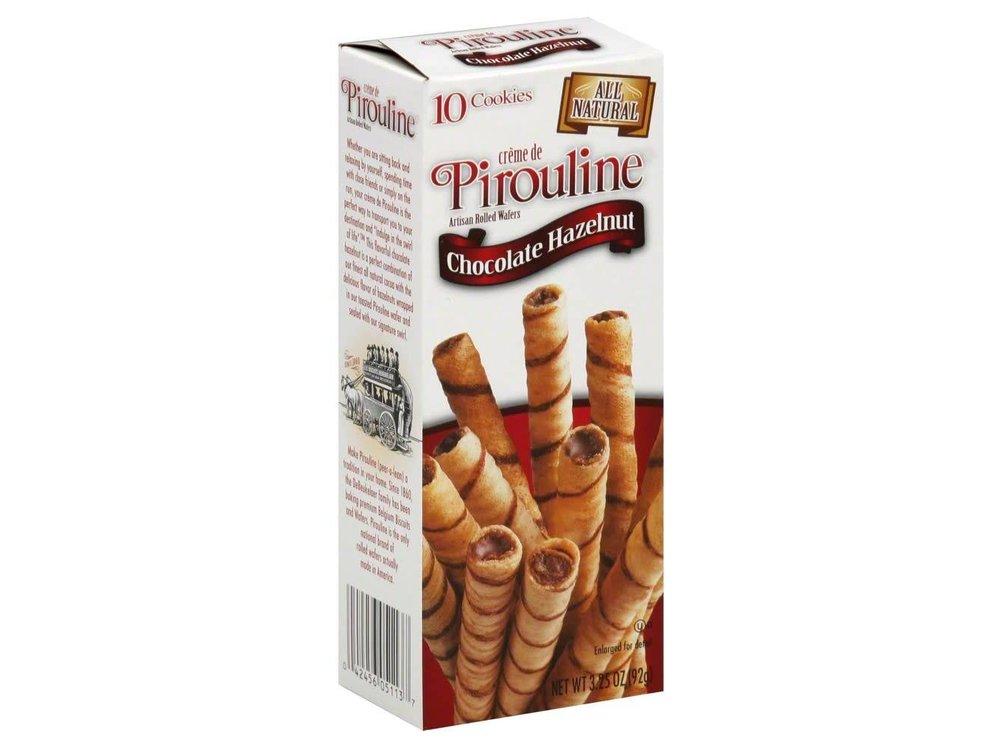 De Beukelaar DeBeukelaar Pirouline Cookie 3.25 oz Box 12/cs