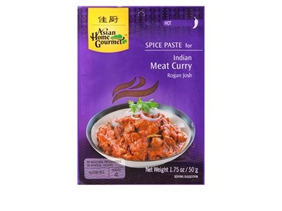 Asian Home Gourmet Asian Home Gourmet Indian Meat Curry Mix