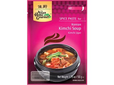 Asian Home Gourmet Asian Home Gourmet Korean Kimchi Soup Mix-dated June 2020