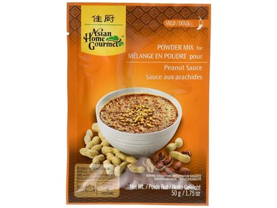 Asian Home Gourmet Asian Home Gourmet Peanut Sauce Mix