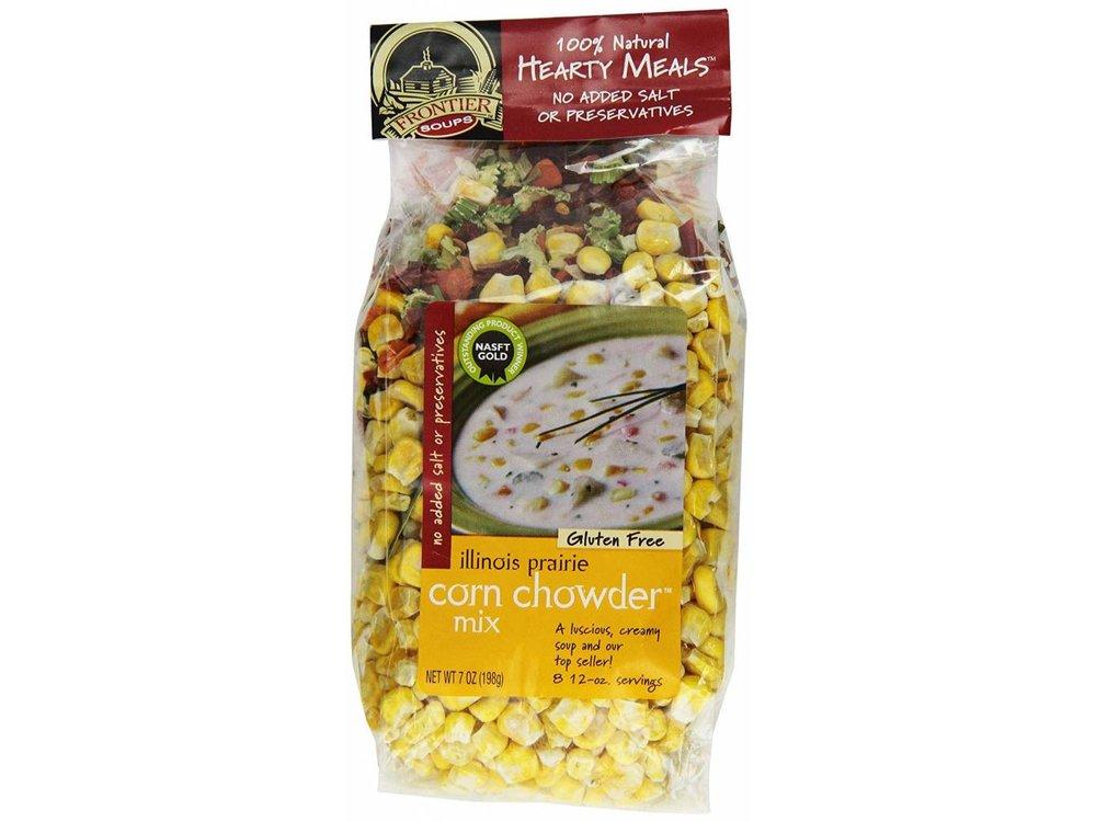 Frontier Soups Illinois Prairie Corn Chowder mix