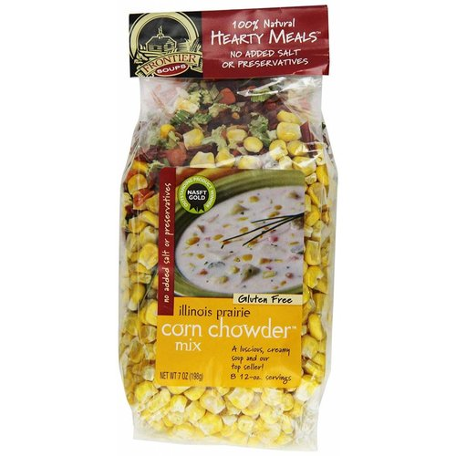 Frontier Soups Illinois Prairie Corn Chowder mix