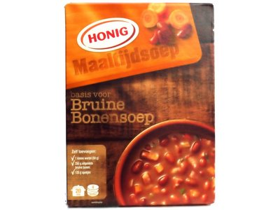 Honig Honig Brown Bean Soup Mix Out of Date marked down