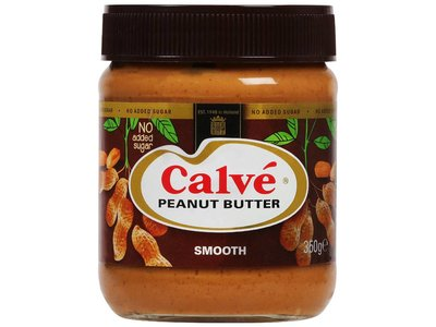 Calve Calve Smooth Peanut Butter Jar 12.3 oz Jar