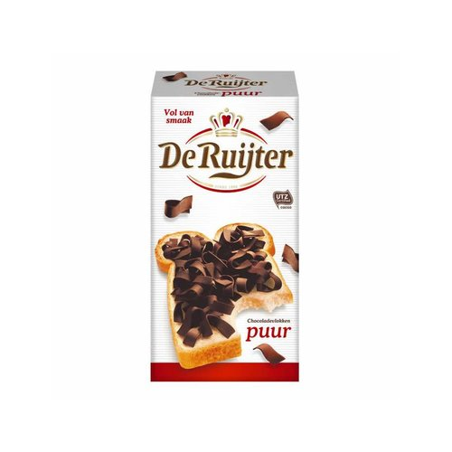 De Ruijter De Ruijter Dark Chocolate Flakes 10.5 Oz