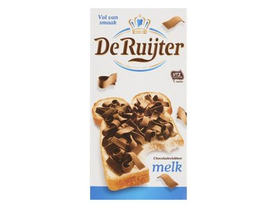 De Ruijter De Ruijter Milk Chocolate Flakes 10.5 oz