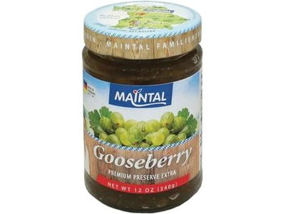 Maintal Maintal Gooseberry Fruit Spread 12 oz