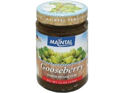 Maintal Maintal Gooseberry Fruit Spread