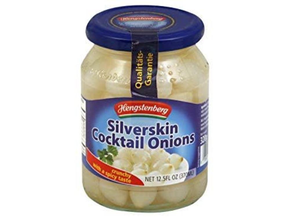 Hengstenberg Hengstenberg Silverskin Onions DISCONT