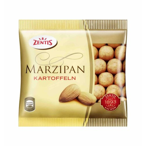Zentis Zentis Marzipan Potatoes 3.5 oz bag