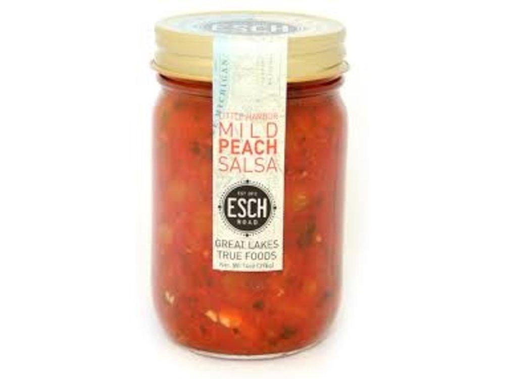 Esch Road Esch Road Mild Peach Salsa - DISCONTINUED