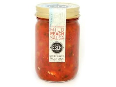 Esch Road Esch Road Mild Peach Salsa - DISCONTINUED