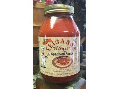 Fricanos Spaghetti Sauce