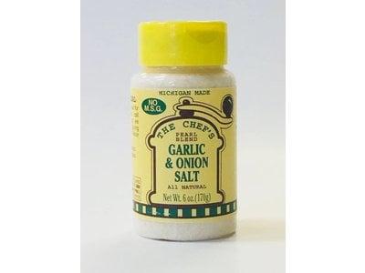 Alden Mill House Alden Mill House Garlic & Onion Salt 6 oz