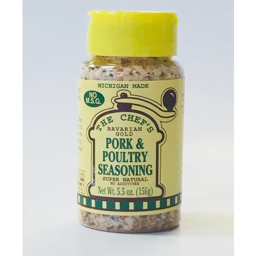Alden Mill House Alden Mill House The Chefs Pork & Poultry Seasoning 5 oz