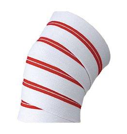WEOF Red Line Knee Wraps