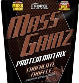 iForce Nutrition Mass Gainz 10LB