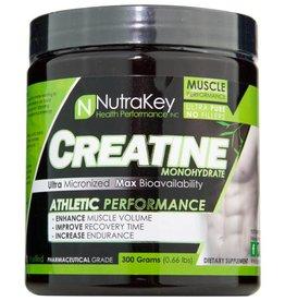 NutraKey Nutrakey Pure Creatine Monohydrate Powder