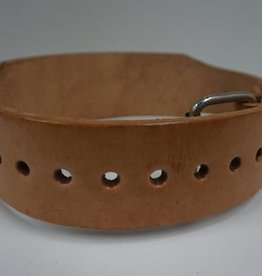 UP Power Single Prong Natural Leather