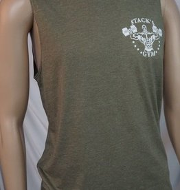 Stack's Gym Men's Muscle Tanks