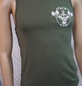 Stack's Gym Girl's Muscle Tanks