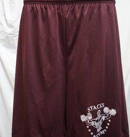 Stack's Gym Stack's Gym Badger Shorts