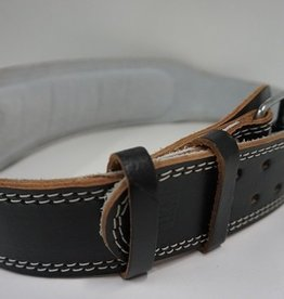 UP Power 2 Prong Padded Leather Belt