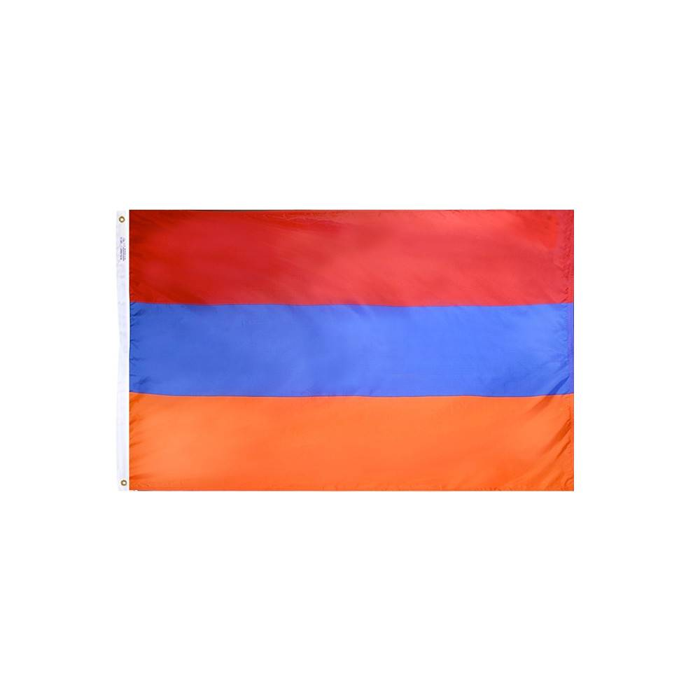 Armenia Flag with Polesleeve