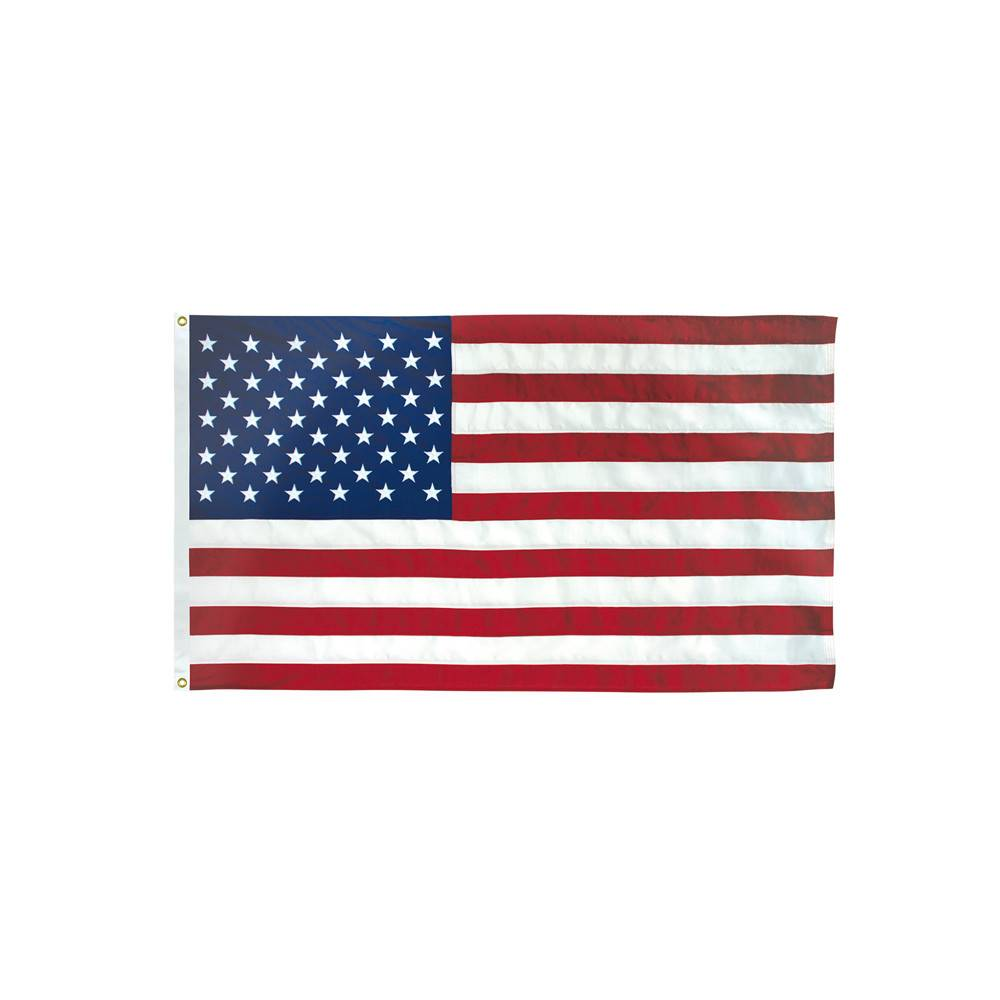 Premium High-Wind Polyester American Flag
