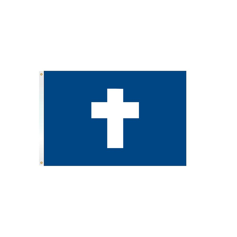 12x18 in. Chaplain Nautical Flag