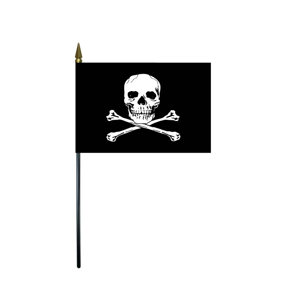 Jolly Roger Stick Flag
