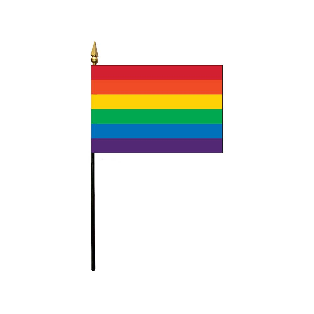 Pride Stick Flag