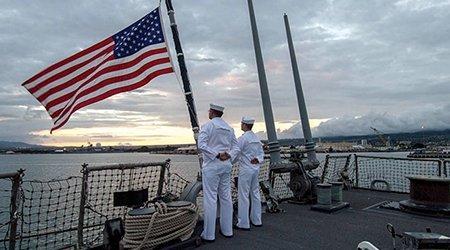Half-staff Reminder: Pearl Harbor