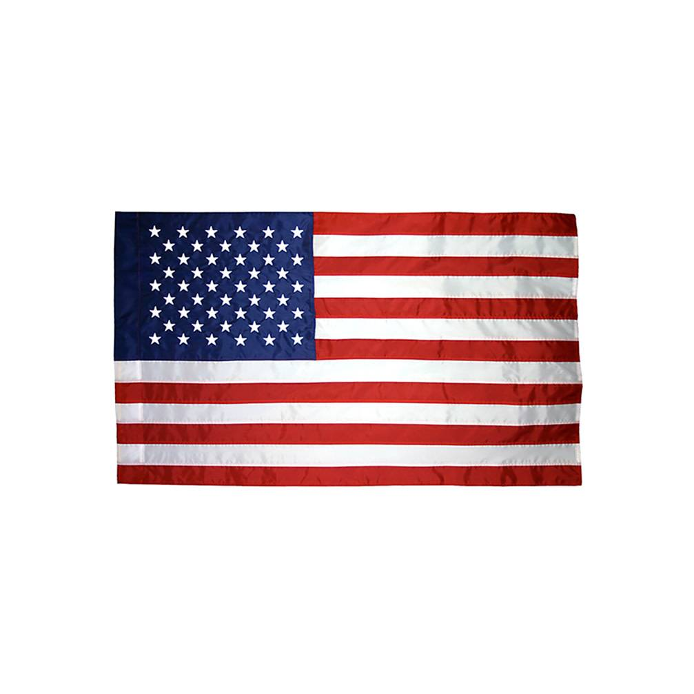 Premium All-Weather Nylon American Banner