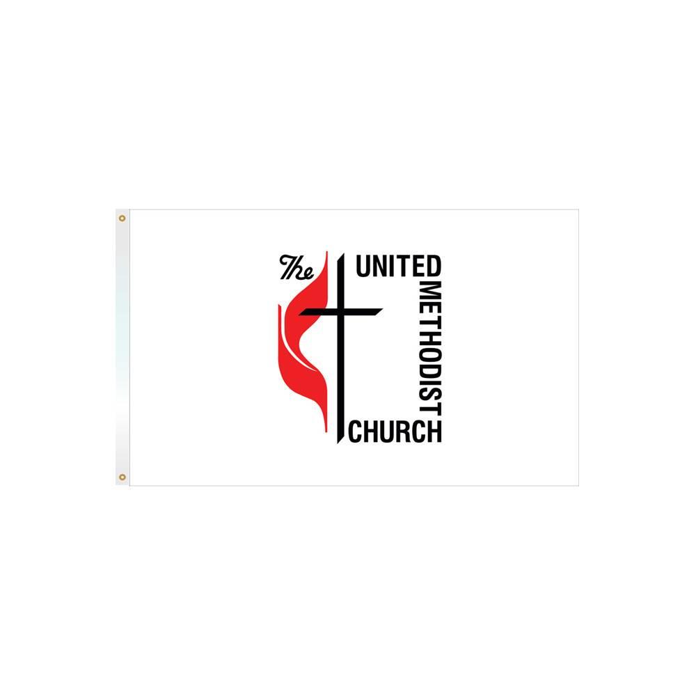 Methodist Flag