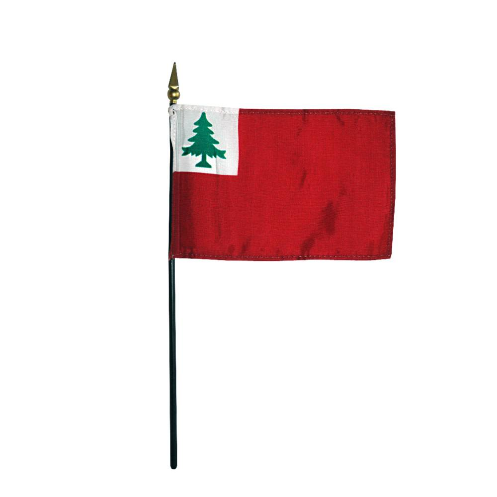 4x6 in. Continental Stick Flag